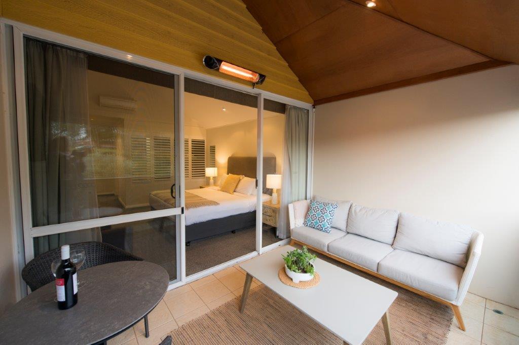 King Spa Balcony Room